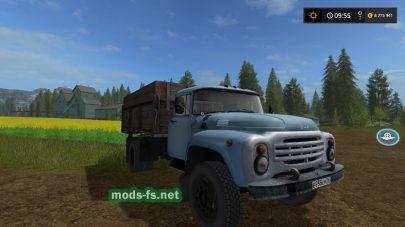 Русский грузовик ЗИЛ для FS 2017