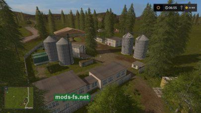 Заводы на карте