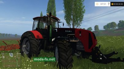 Беларус для Farming Simulator 2015