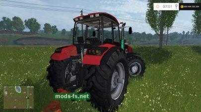 Мод трактора МТЗ-3522