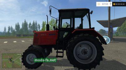 Трактор МТЗ-892 для FS 15