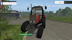 Belarus 892 mods