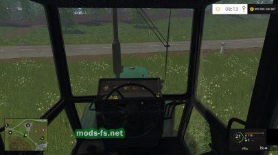 Мод трактора ЮМЗ 8240