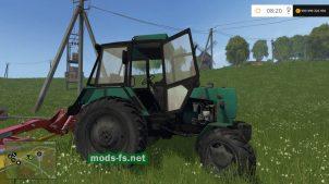 Трактор ЮМЗ для FS 2017