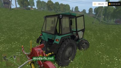 UMZ 8240 для Farming Simulator 2015