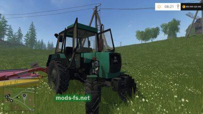 UMZ 8240 mods