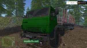FS15 KamAZ 4310