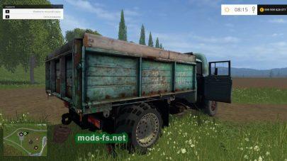 ZIL mods FS 15