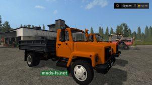 ГАЗ-3307 для Farming Simulator 2017