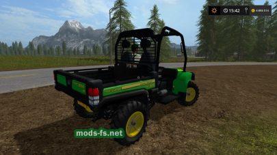 UTV для Farming Simulator 2017