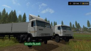 КамАЗ 5410 для FS 2017