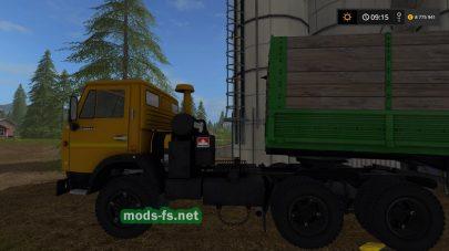 FS17 KamAZ-54101