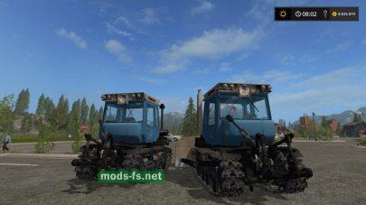 FS17 HTZ 181 Otval