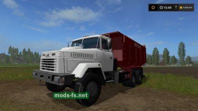 kraz-65055 mods