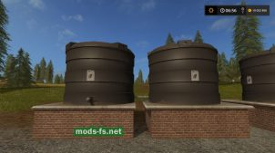 Liquid Fertilizer Tanks mods