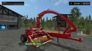 POTTINGER MEX 6 для FS 17