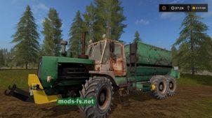 T150 Mixer mods