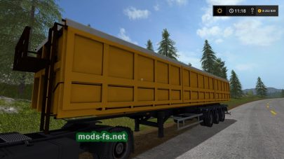 Тонар 952362 для Farming Simulator 2017