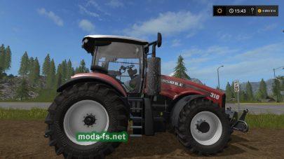 Мод трактора Versatile 310