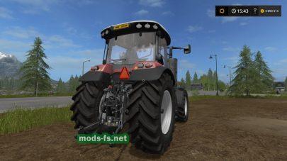 Versatile 310 mods