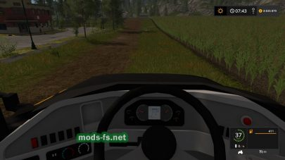 Volvo A40G Forward для FS 2017