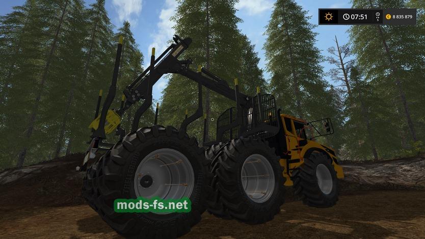 Скачать моды на фермер симулятор 2017 лесозаготовка