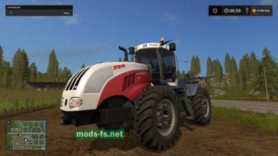 Мод трактора Steyr 6600 CVT