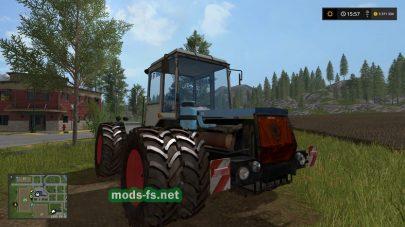 Мод трактора ST-180