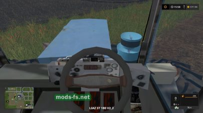 ST-180 mods