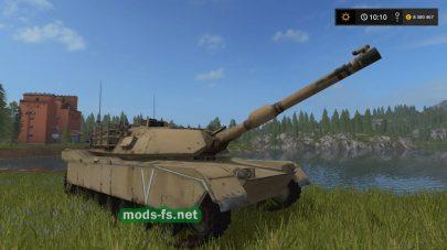 M1A1 ABRAMS mods