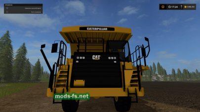 Cat 773G для FS 17