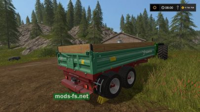 Farmtech TDK 900 mods FS 2017