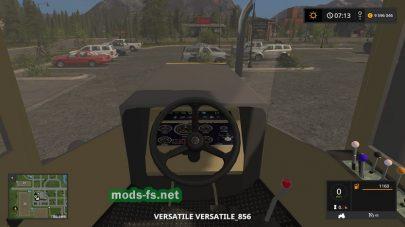 Ford Versatile 846 mods