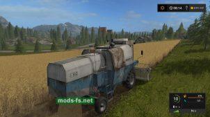 Fortschritt E-512 mods