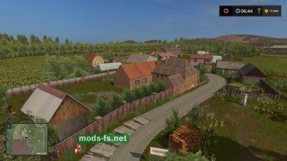 Мод карты Czech Valley