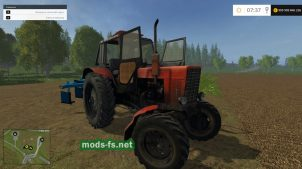 MTZ-82 для Farming Simulator 2015