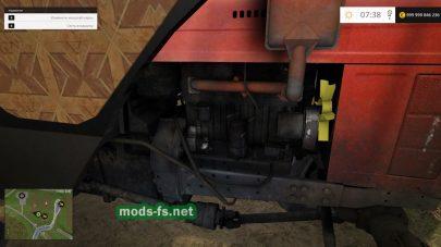 MTZ-82 mods FS 15