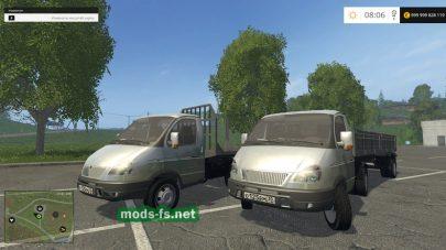 Мак грузовиков Газель