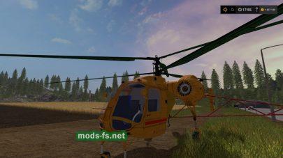 Мод вертолета Kamov Ka-26