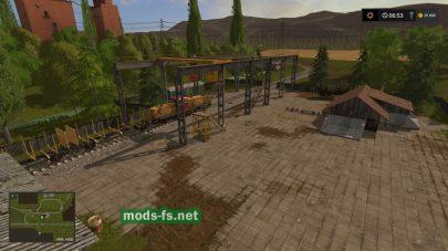 Вокзал в игре