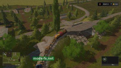 Поезда на карте Заводы на Baldeykino