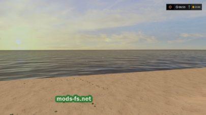 Море в FS 17