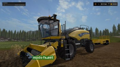 New Holland Power Baller