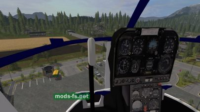 Police Pack — автомобили для Farming Simulator 2017