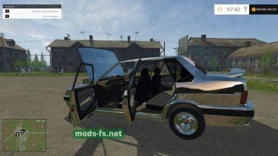 Lada 2115 mods