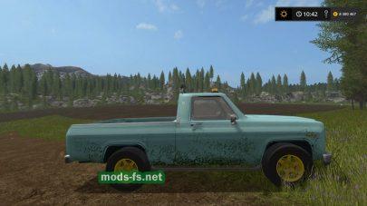 GMC mods