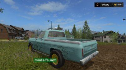 GMC Pickup для FS 2017