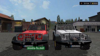 Jeep Wrangler mods
