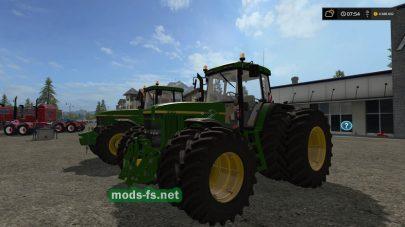 JOHN DEERE 7710 mods
