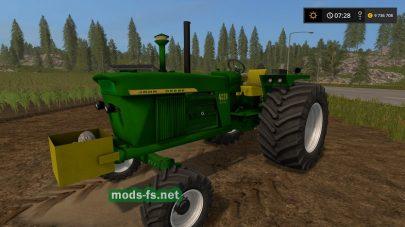 John Deere 4020 Diesel mods